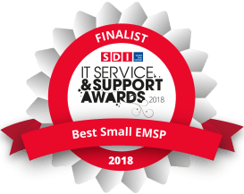 UK IT Service Best Small EMSP Finalist