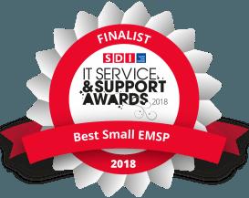 Award winning IT support