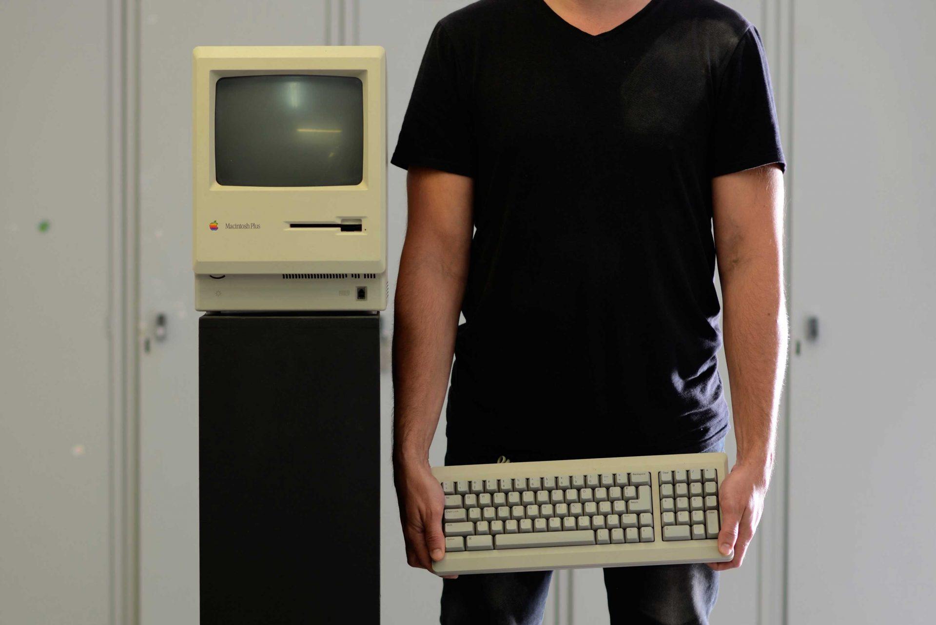 Old Work Computer