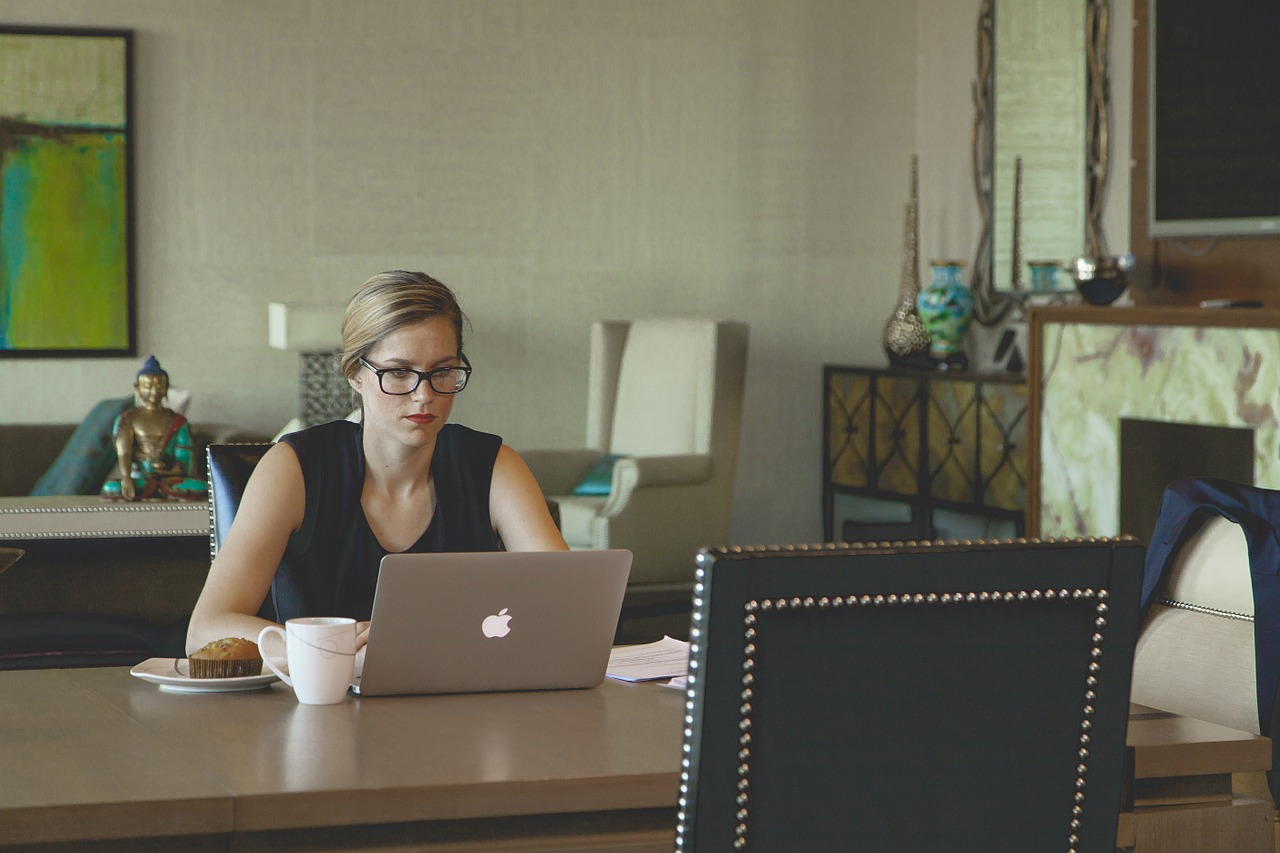 Working from anywhere with cloud-based services